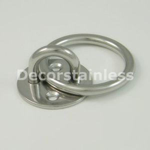 Stainless Steel Diamond Pad Eye pictures & photos