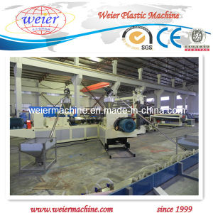 CE Certificate New Design PVC Waterproof Sheet Extrusion Machine pictures & photos