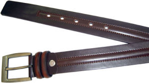 Classic Men′s Genuine Leather Belt (JYB-29156) pictures & photos