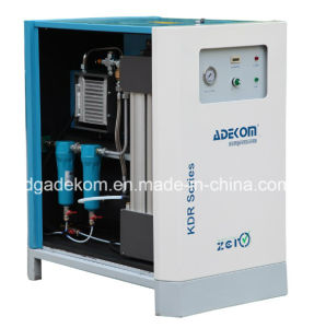 8 Bar Electrical Driven Rotary Scroll Oil Free Air Compressor (KDR3312D-50) pictures & photos