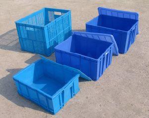 Plastic Countainer Box Plastic Bin Box (JWKV70) pictures & photos