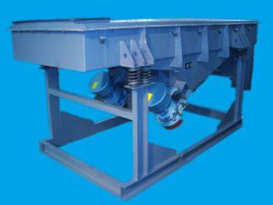 Dzsf Linear Vibrating Screen (GMP)