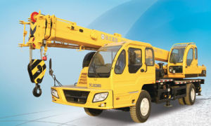 XCMG Truck Crane 12t pictures & photos