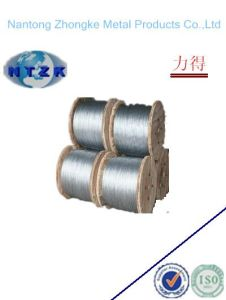 Ungalvanized Steel Cable for Cableway pictures & photos