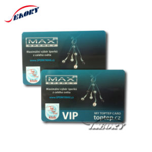 PVC RFID 125kHz Tk4100 Plastic Chip ID Smart Card pictures & photos