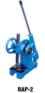 Ratch Wheel Arbor Press (Hand Arbor Press RAP2, RAP3) pictures & photos