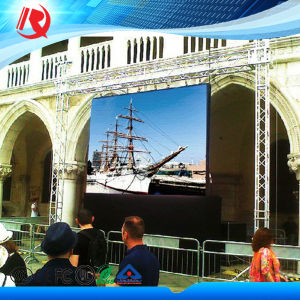 Pixel 6mm Full Colour Outdoor LED Display Modules pictures & photos