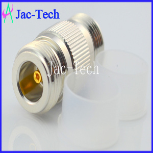 N Type Double Jack Adapter