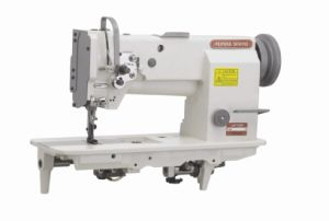 Single Needle Unison Feed Lockstitch Flatbed Sewing Machine (4400)