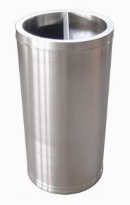 Stainless Steel Dustbin (TJ-DB-04)