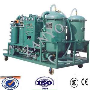 High Vacuum Turbine Oil Purifier Online Working pictures & photos