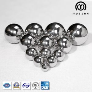 AISI 52100 Chrome Steel Ball for Angular Contact Ball Bearing pictures & photos