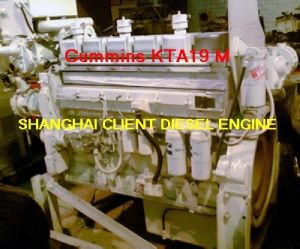 Cummins Marine Engine Kta19- M pictures & photos