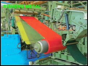 Prepainted Galvanized Steel /PPGI with Nippon Paint pictures & photos