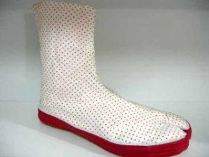 Classic White Japan Ninja Tabi Shoes