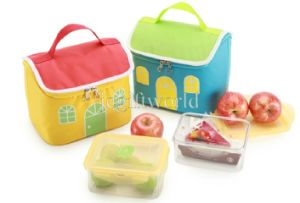 Lunch Cooler Bag for Food,Wine/Bottle/Can/Picnic Bag (JC301B)