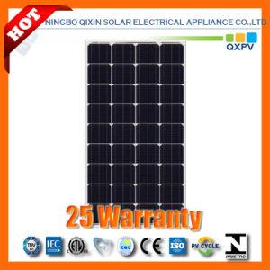 120W 156mono-Crystalline Solar Panel pictures & photos