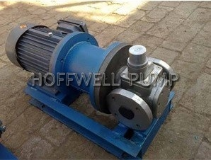 CE Approved YCB Series Magnetic Gear Oil Pump pictures & photos
