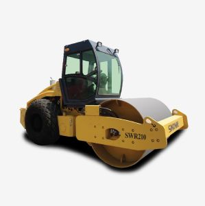 10 Ton Single Vibratory Roller Cummins Engine (SWR210) pictures & photos