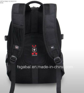 1680d Waterproof Mochila Swiss Gear Computer Laptop Backpack Bag pictures & photos
