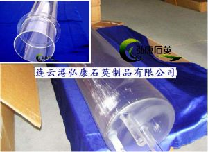 Solar Photovoltaic Industry with High-Purity Large Diameter Quartz Tube pictures & photos