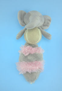 Plush Pet Elephant with Pet Bite Toy pictures & photos