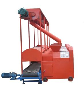 Automatic Sawdust Briquette Machine Production Line From Direct Plant