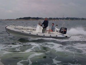Rigid Inflatable Boat, Inflatable Boat (HRB680A)