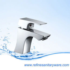 Popular Style High Quality Brass Body Basin Tap Mixer Faucet (R3501-2M)
