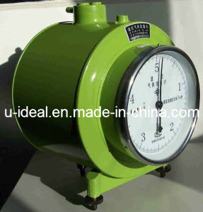 Diesel Flow Measuring Oval Gear Type Mechanical Flow Meter pictures & photos