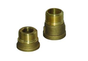 Brass Extension Mf Screw Fittings pictures & photos