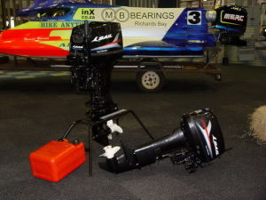 Durable Sail Outboard Engine 2-Stroke 30HP for Fisherman pictures & photos