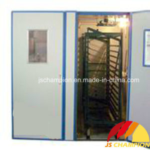 Good Quality Fully Automatic Poultry Eggs Incubator (8448 Chicken Eggs) pictures & photos