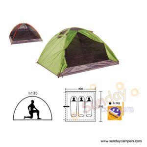 Pop up Tent (SCC-915) 2-4 Man Tent pictures & photos