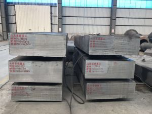Hot Forged Steel Mold DIN 1.2738, H13, P20 pictures & photos