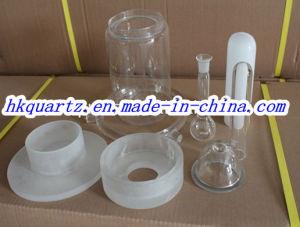 Laboratory Use Quartz Glassware, Helix/Spiral Quartz Tube, Non-Standard Quartz Apparatus pictures & photos
