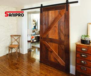 Heavy Duty Carbon Steel Barn Door Hardware Accessories pictures & photos