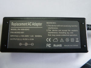 Laptop AC Adapter for HP 18.5V 3.5A 65W Laptop Charger pictures & photos