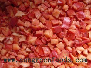 Frozen Diced Red Bell Pepper