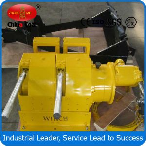 Underground Mining Air Scraper Winch for Slope Pulling pictures & photos