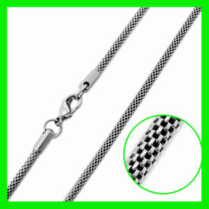2012 Stainless Steel Mesh Chain Jewelry (TPSC002)