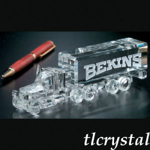 Crystal Model-Crystal Long Haul Truck (TL09080306)