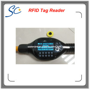 Long Reading Distance RFID Ear Tag Stick Scanner pictures & photos