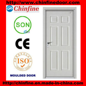 Moulded Doors with Low Price (CF-MD01) pictures & photos