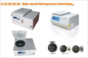 High-Speed Refrigerated Centrifuge (TGL-20MC) CE Approved
