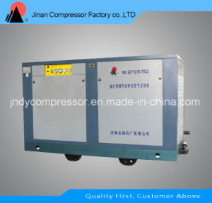 Energy Saving Direct Driven Screw Air Compressor pictures & photos
