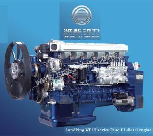 Shacman Truck Engine Parts (WP12 Serise)