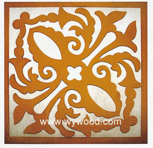 Carved Decorative Panel (WY-60) pictures & photos