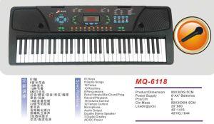 Electronic Keyboard (MQ6118)
