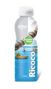 500ml PP Bottle Coconut Water 100% pictures & photos